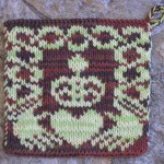 Claddagh Pot Holder - Free Pattern