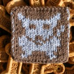 Dog Coaster - Free Pattern