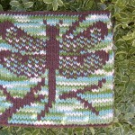 Dragonfly Pot Holder