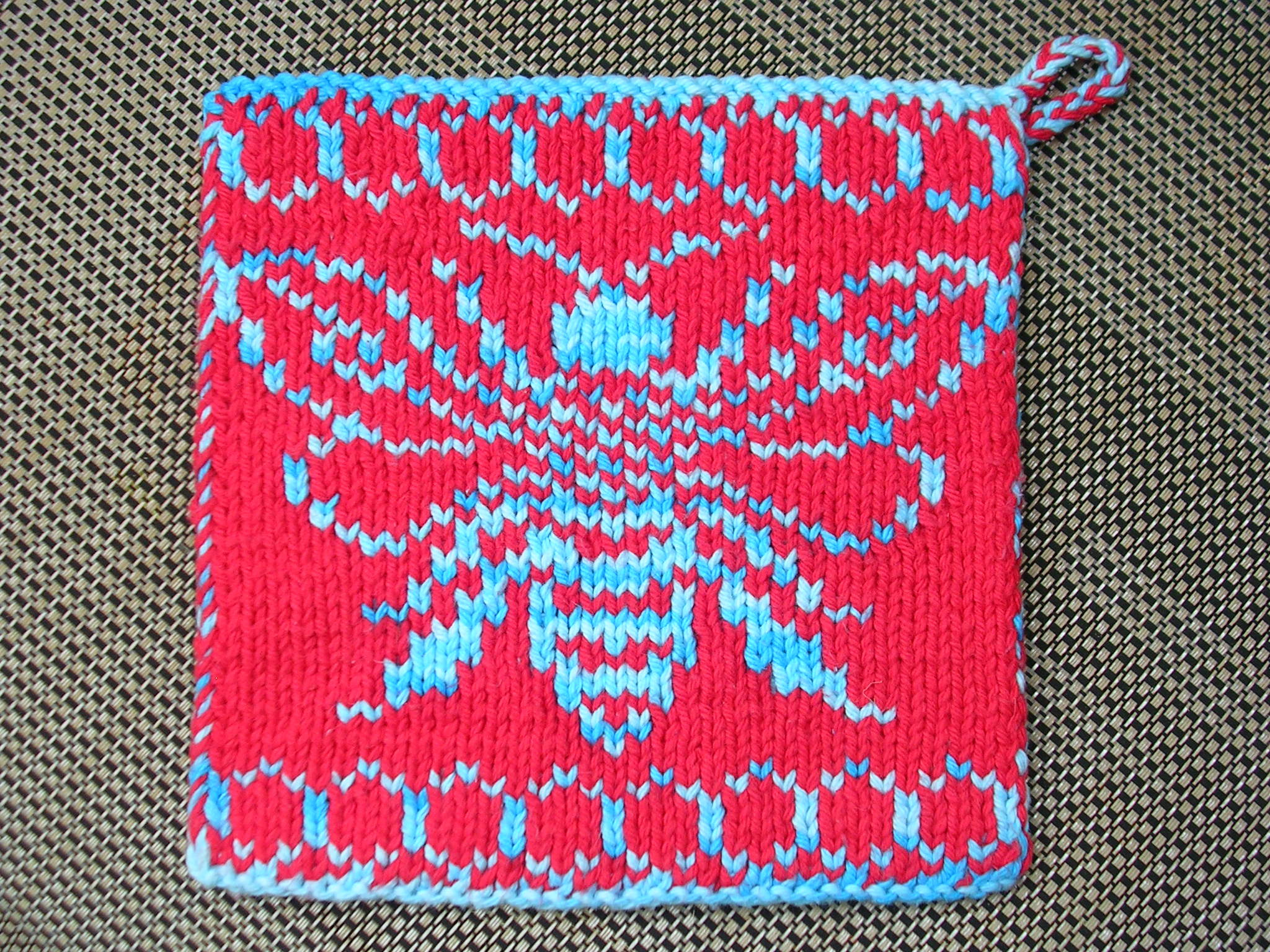 Beehive Knitting Wool Holder : Bee hive pot holder sg creations
